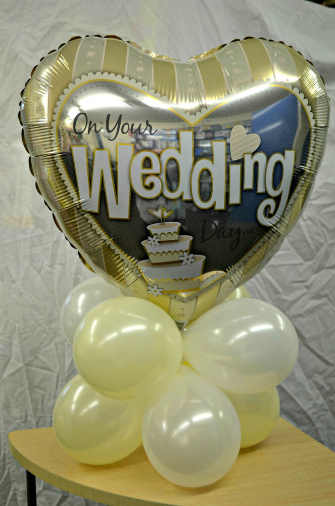 Wedding anniversary balloon column decoration kit for Balloon decoration kits