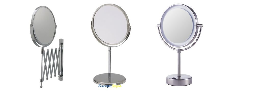 New Ikea Make Up Shaving Mirrors One Side With Magnifing