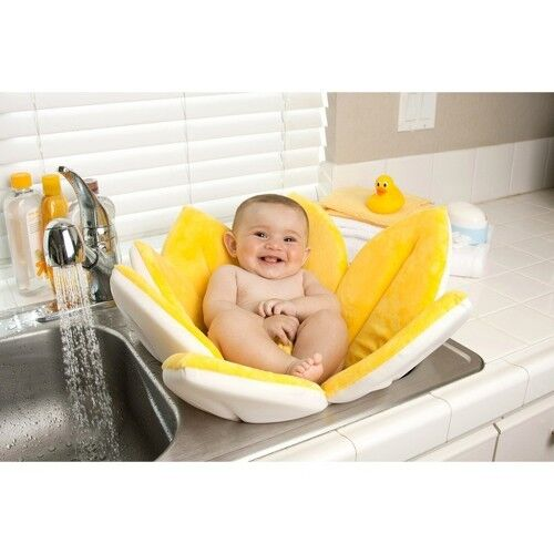 blooming bath baby bath ebay. Black Bedroom Furniture Sets. Home Design Ideas