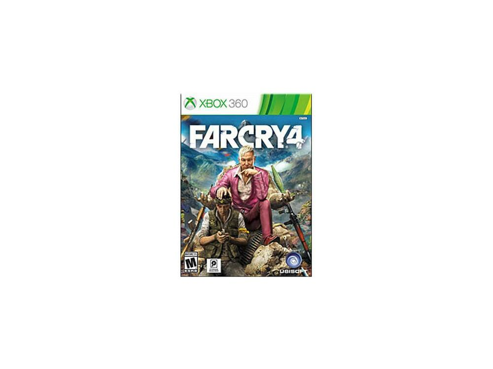 far cry 4 xbox 360 887256300708 ebay. Black Bedroom Furniture Sets. Home Design Ideas