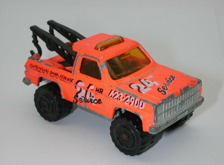 Majorette made in france 228 depanneuse tow truck oc11550 - Depanneuse cars ...