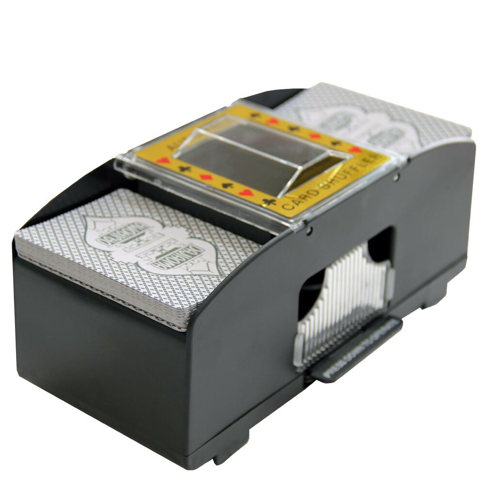 card shuffler machine