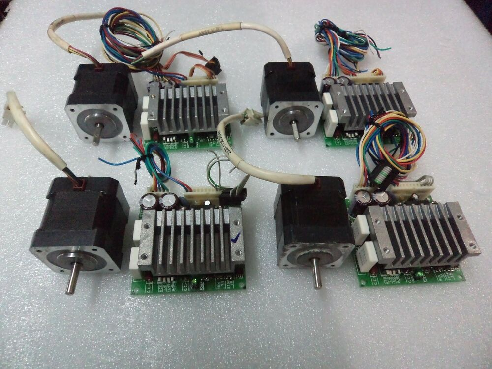 Stepping driver csd2112 p with stepper motor pk245 01aa for How does a stepper motor work