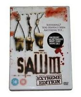 Saw 3 on DVD, 2007 Extreme Edition & Special Features