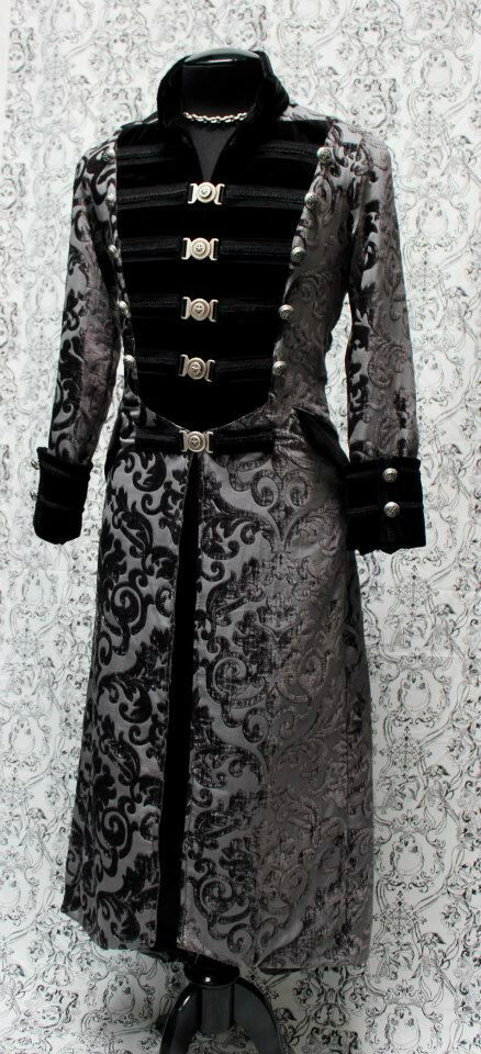 Home Made Victorian Mens Costume