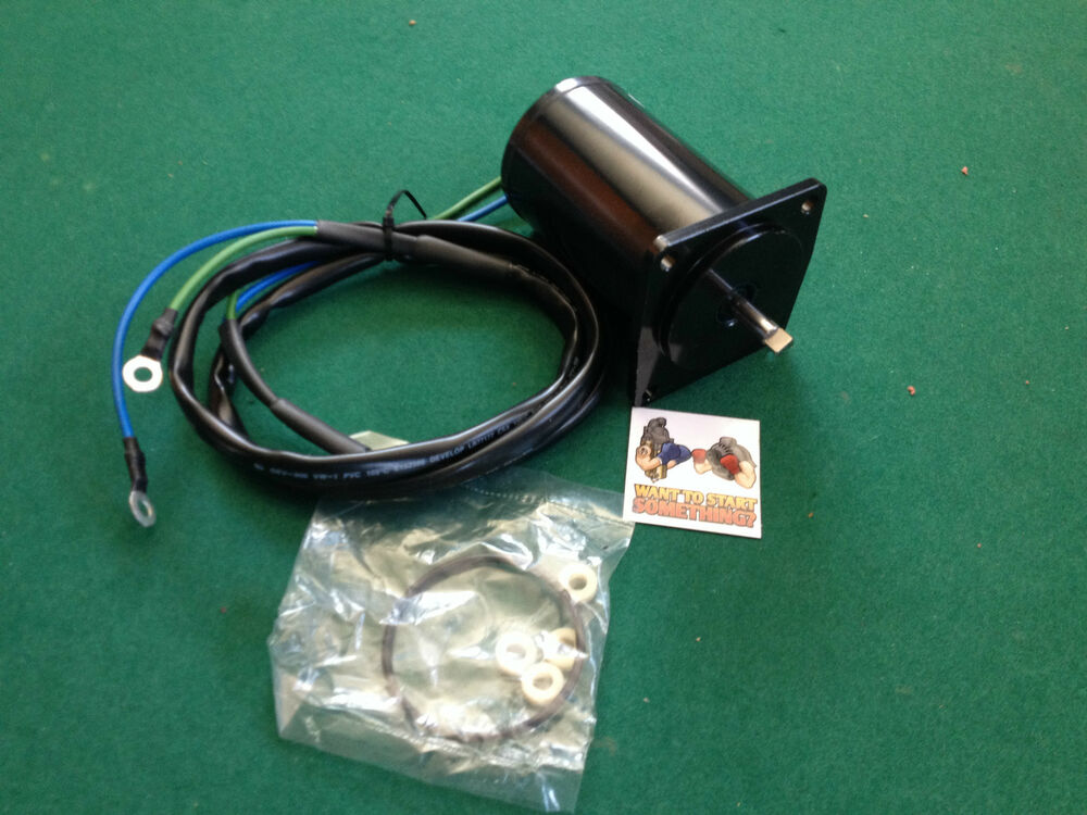 New trim motor for yamaha 4 stroke 75 80 90 100 hp for Yamaha 100 hp outboard for sale