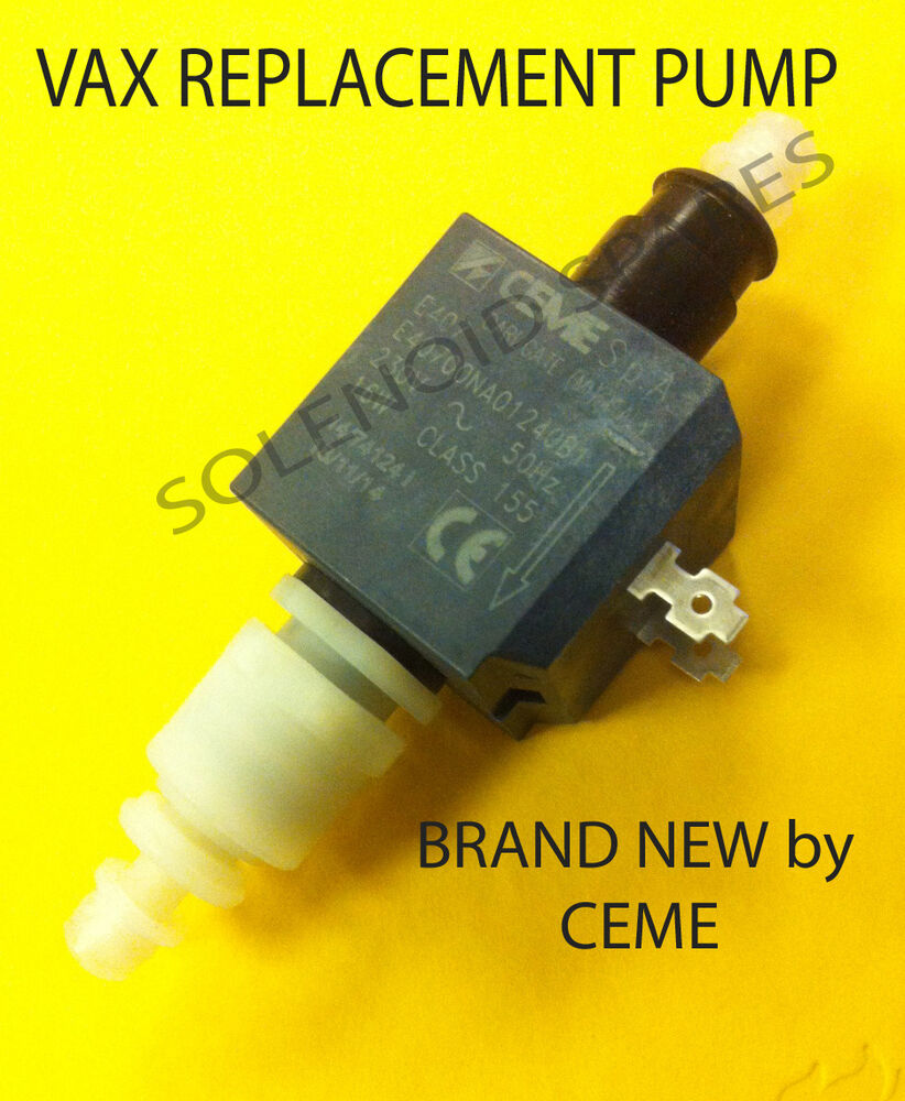 Vax Wet Amp Dry Pump E407 Et408 Vax Part Number 1512441900