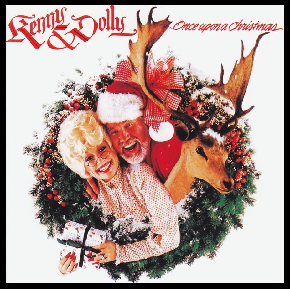 DOLLY PARTON & KENNY ROGERS - ONCE UPON A CHRISTMAS CD ~ COUNTRY ...