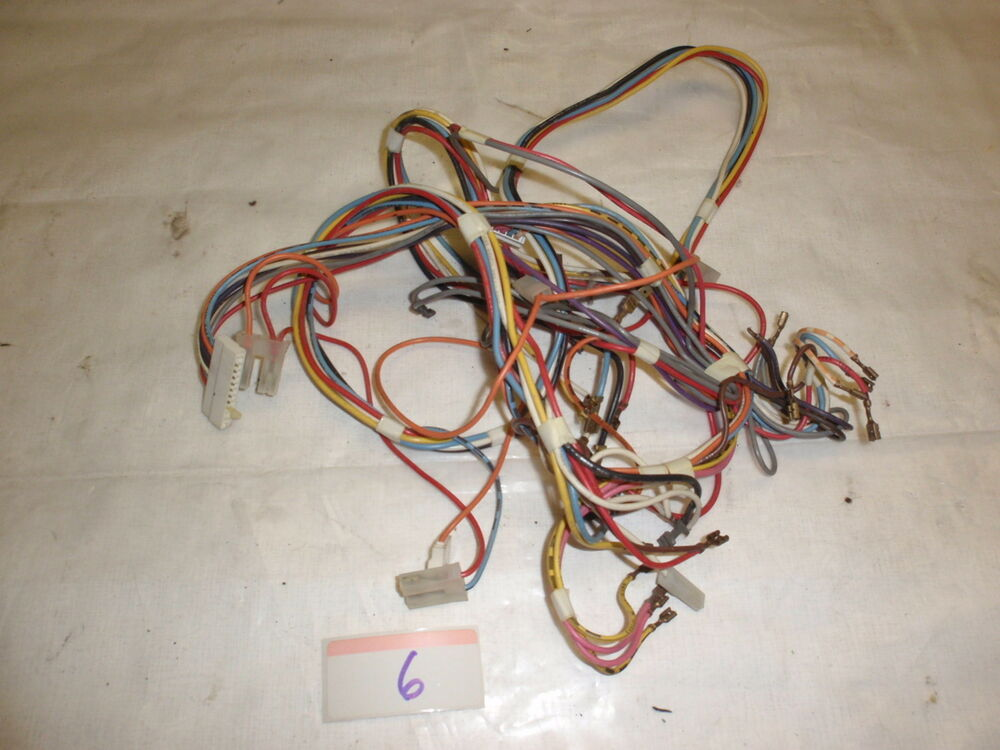 maytag top load commercial washer mat10pdaal wire harness ebay