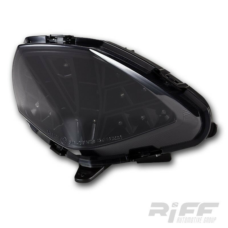 Yamaha R Smoked Tail Light