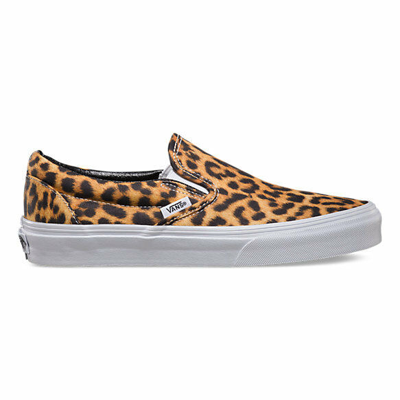 Vans Leopard Womens Shoes