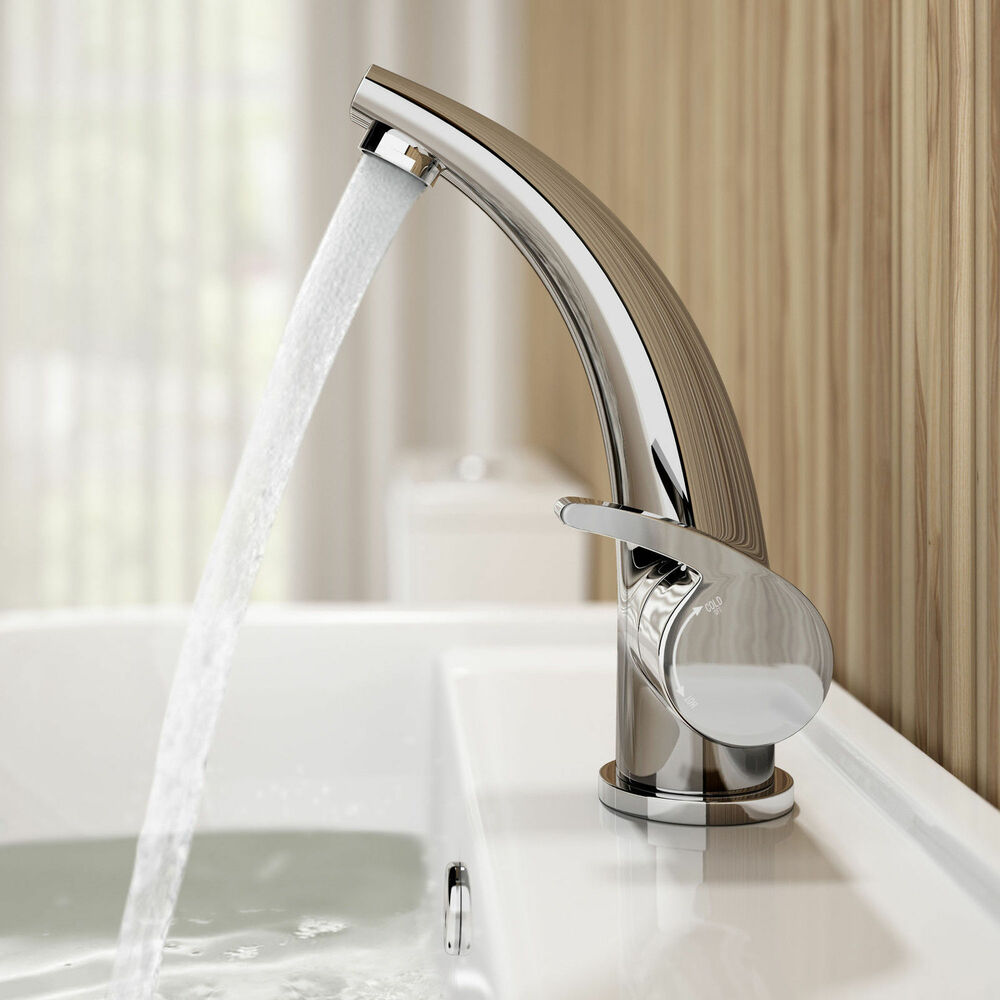 Bath Tap Brass Pull Out Spray Kitchen Sink Faucet Basin