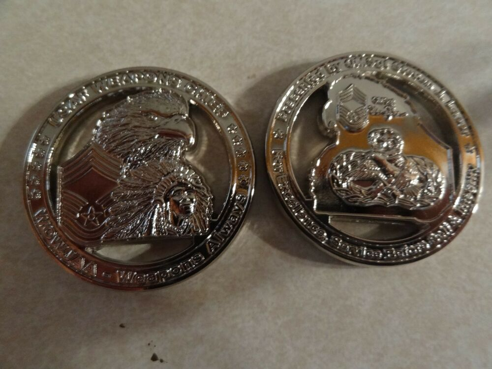 air force challenge coins history