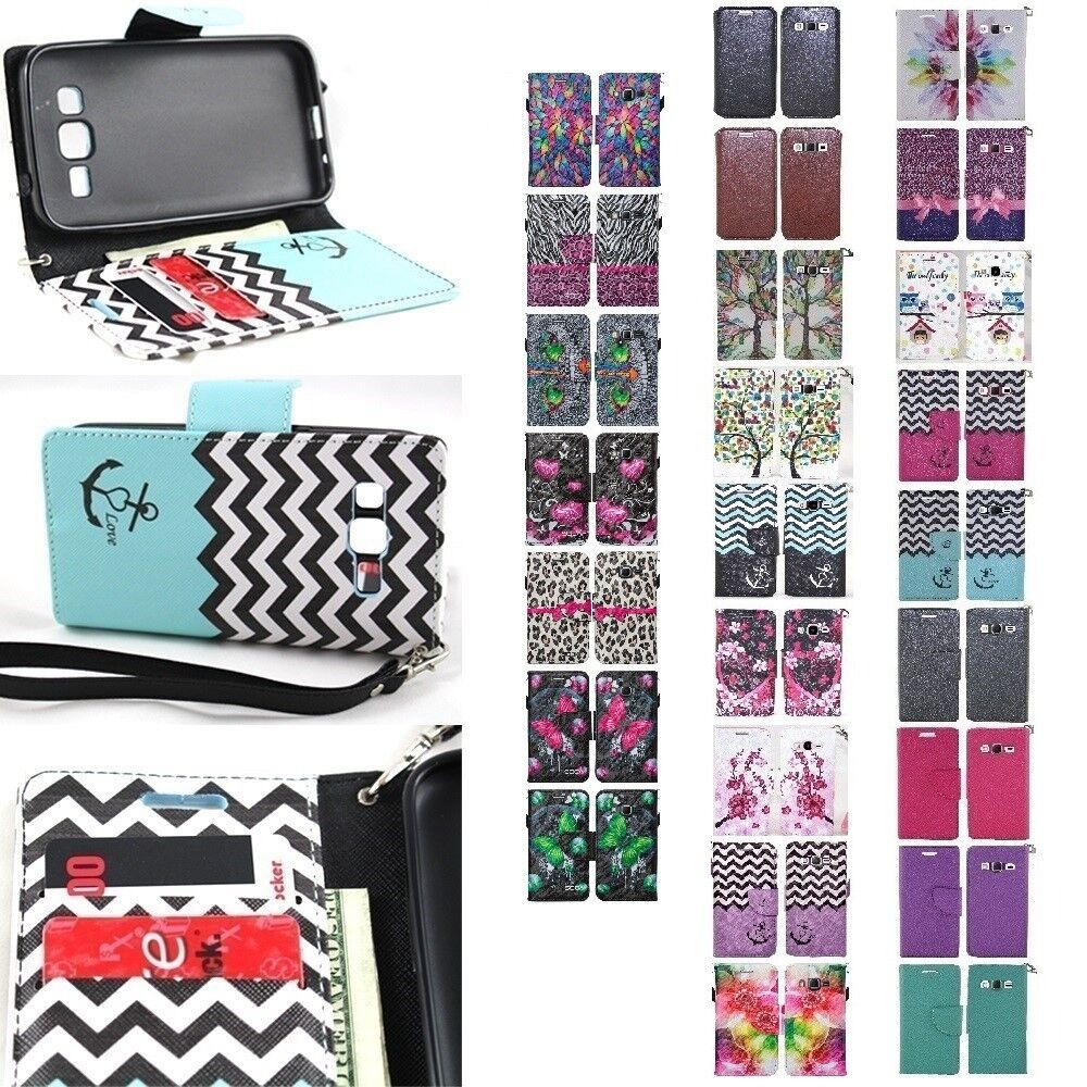 Case Design prevail phone cases : Samsung Galaxy Prevail LTE / Core Prime PU Leather Wallet Pouch Case ...