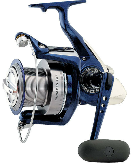 Daiwa emcast surf plus saltwater spinning reel emcp 5000 for Surf fishing reels