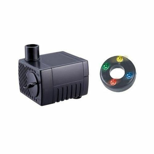Jebao Pp333lv Led Submersible Water Fountain Pump