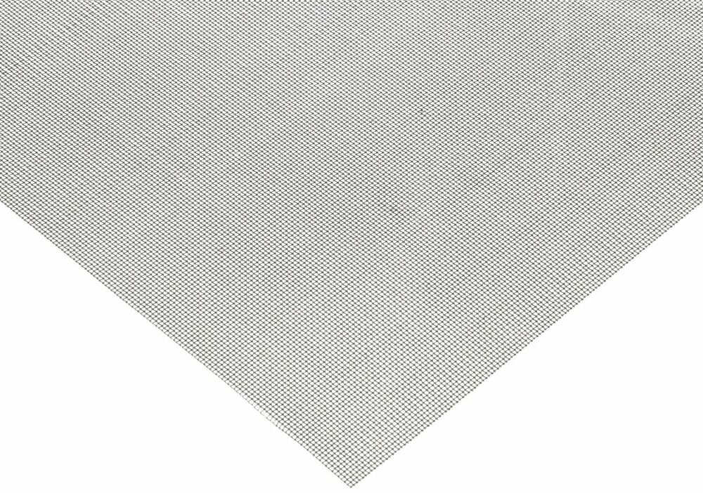 304 Stainless Steel Woven Mesh Sheet Unpolished Mill