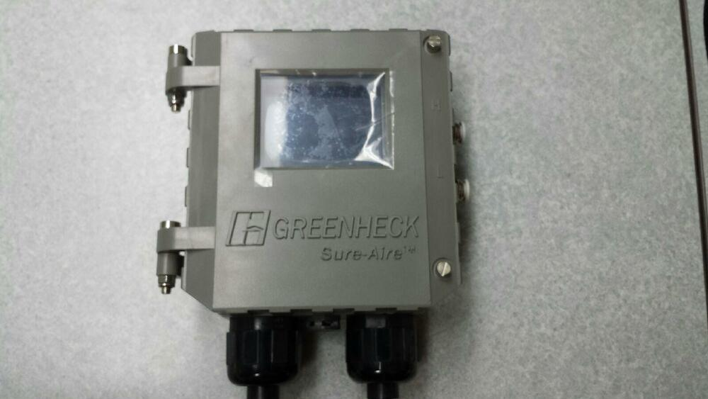 Greenheck Fans Propeller : Greenheck sure aire air flow monitor ebay