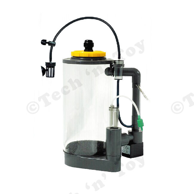 Macro aqua calcium reactor w water pump for 100 gallon for 100 gallon pond pump