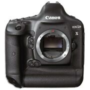 $3899 Canon EOS-1D-X SLR 1Dx Full Frame Body