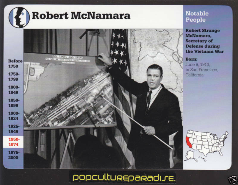 robert mcnamara rationality will not save Lesson #2: rationality will not save us lesson #3: there's  which one of  mcnamara's questions or challenges is of most interest or concern why what  did.