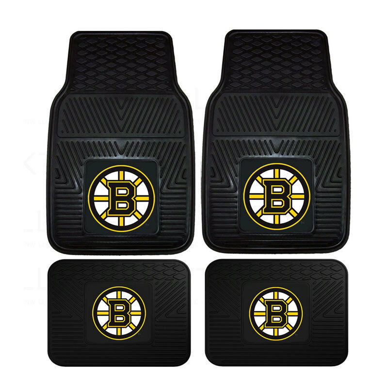 New Nhl Boston Bruins Car Truck Front Rear Heavy Duty All