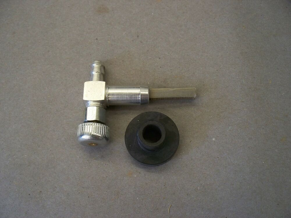 Cub Cadet Fuel Shut Off With Screen Amp Bushing For 582 682