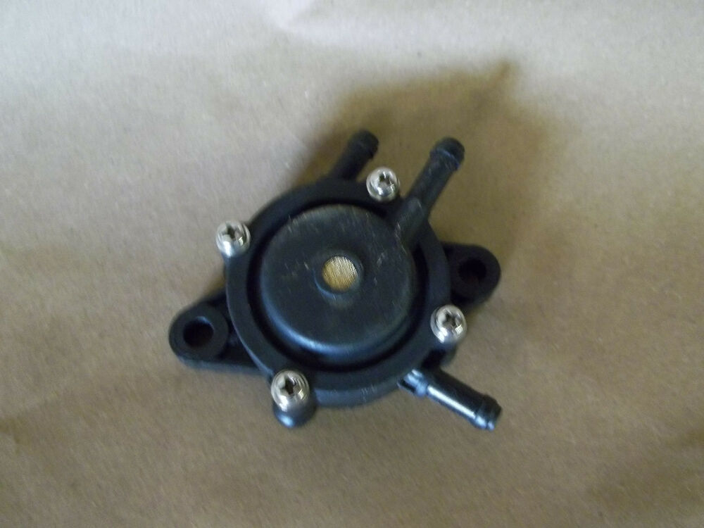 Fuel Pump Replaces Kohler John Deere Mowers Z225 Z245 Z425 Z445 ...