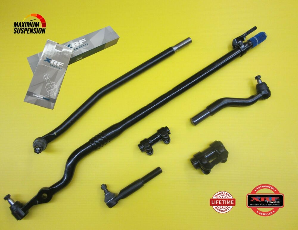Outer Tie Rod End >> XRF Steering Set Drag Link Inner Outer Tie Rod F350 F250 ...