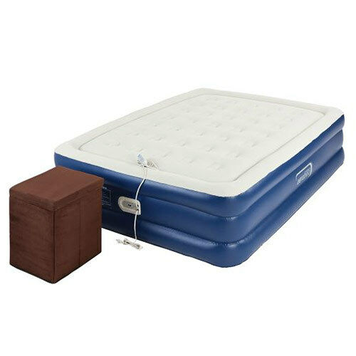 Raised Inflatable Twin Bed