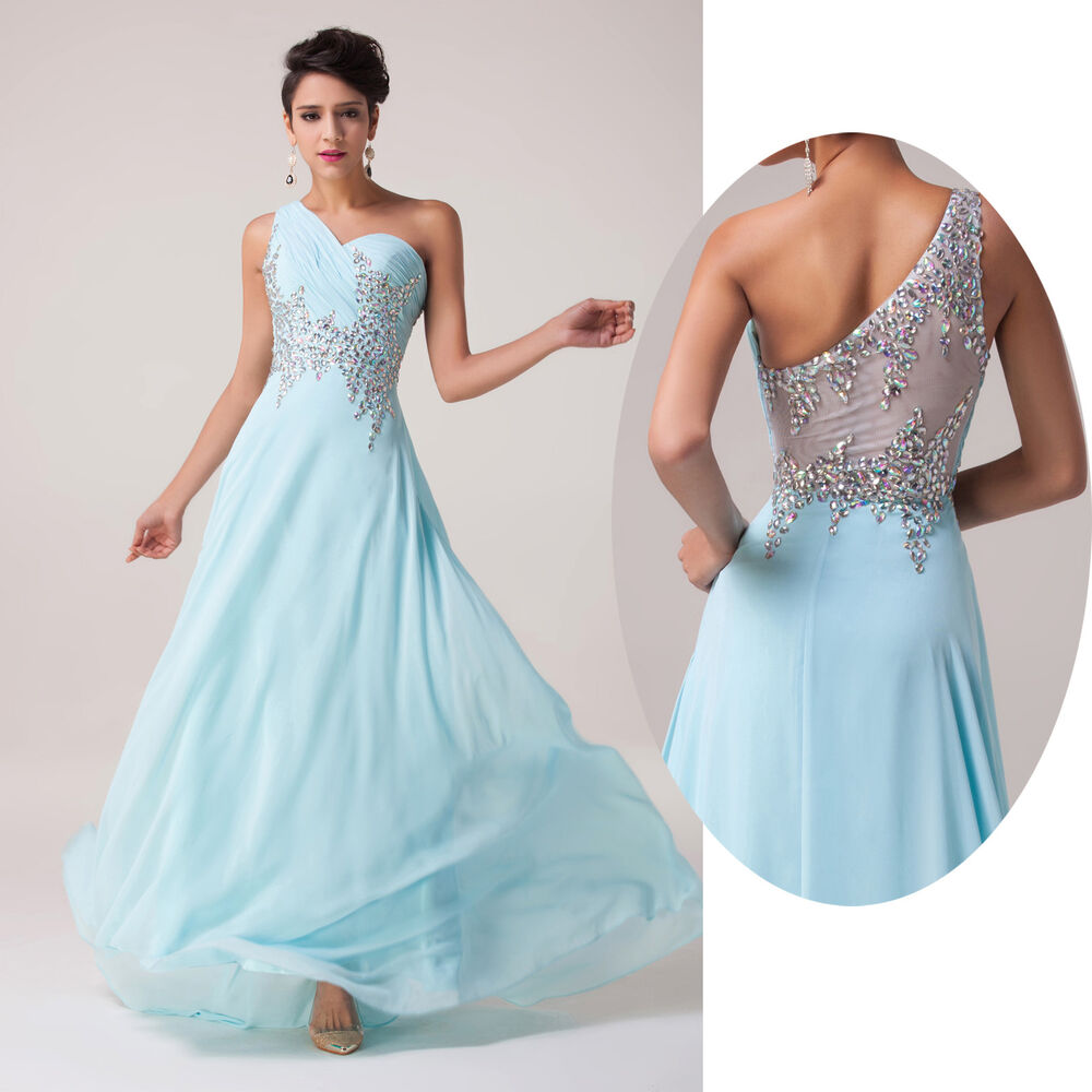 Elegant  Evening Ball Prom Gown Formal Bridesmaid Party Cocktail Dress  EBay