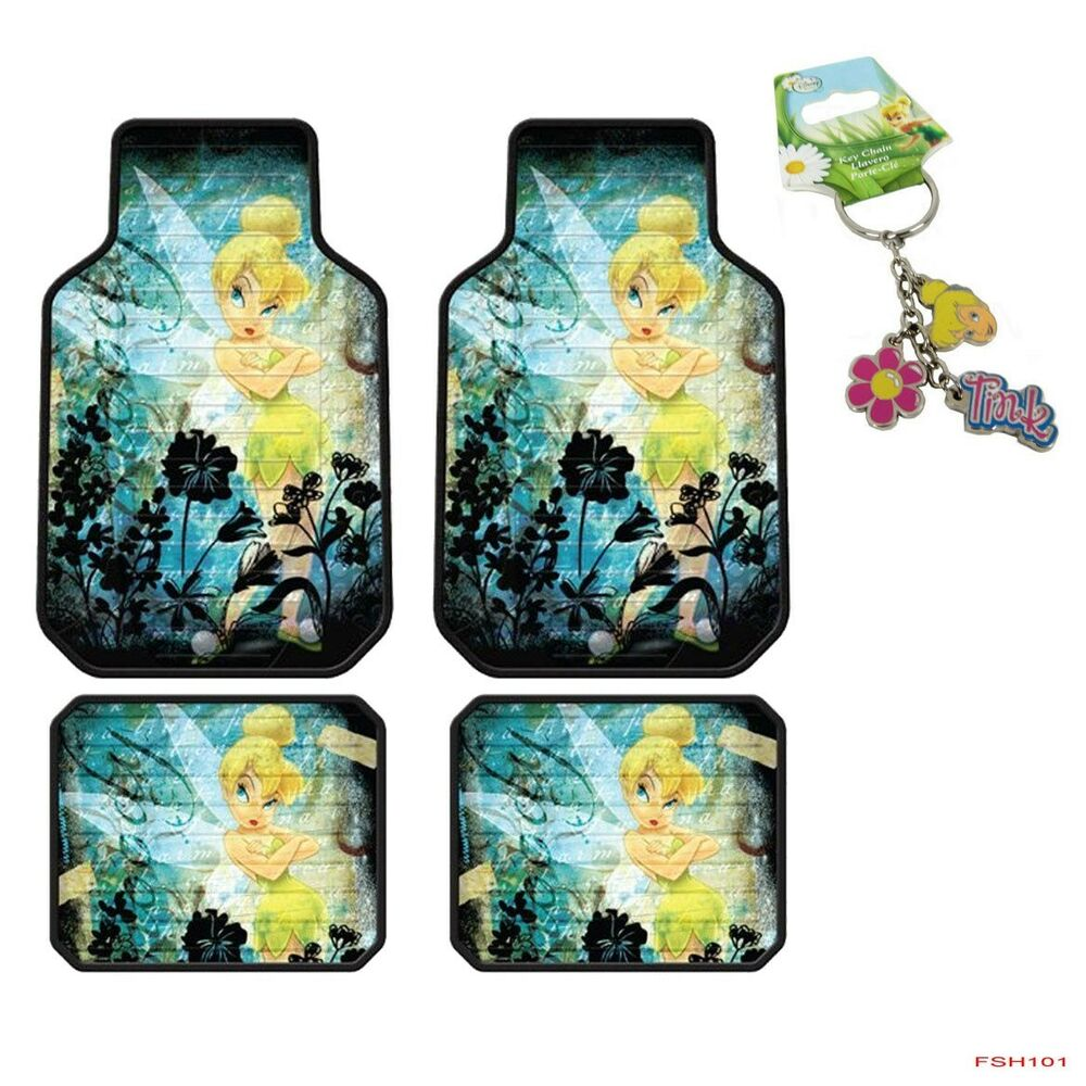 New Tinkerbell Moody Car Truck Suv Front Back Rear
