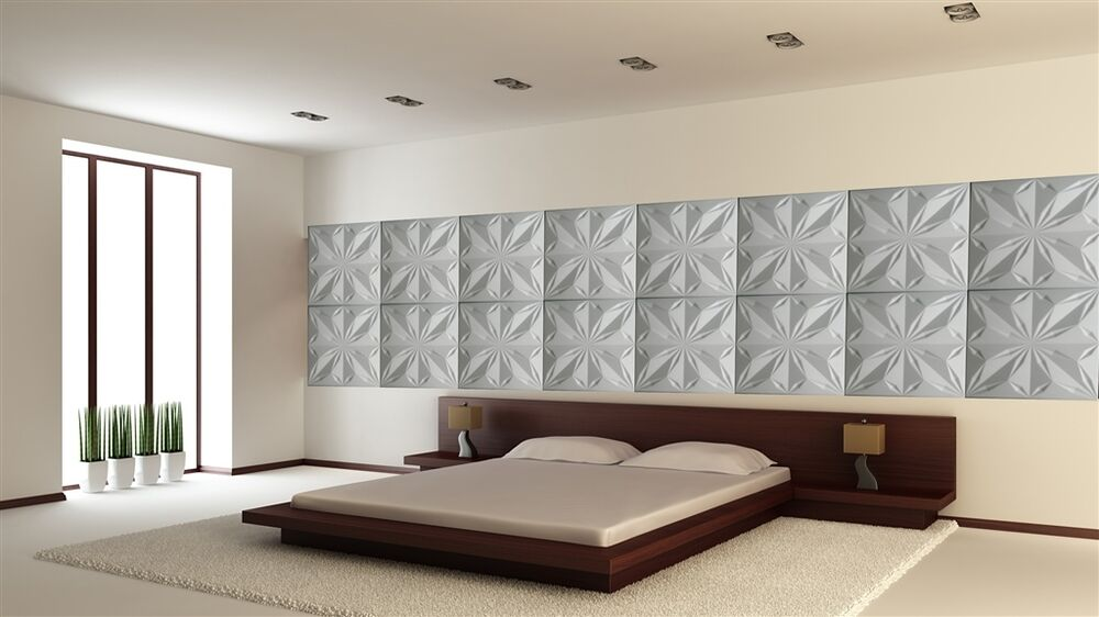 Polystyrene Wall Panels : D wall ceiling panels polystyrene tiles pack of