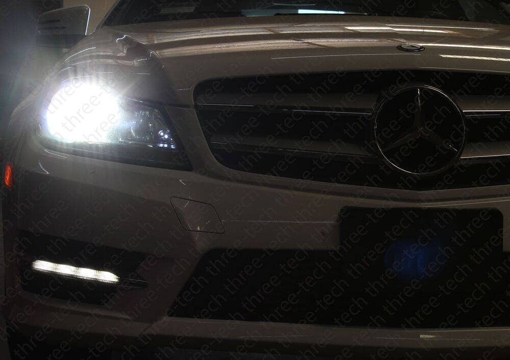 For 2014 c300 c250 mbz headlight hid xenon conversion kit for Mercedes benz c300 headlight bulb