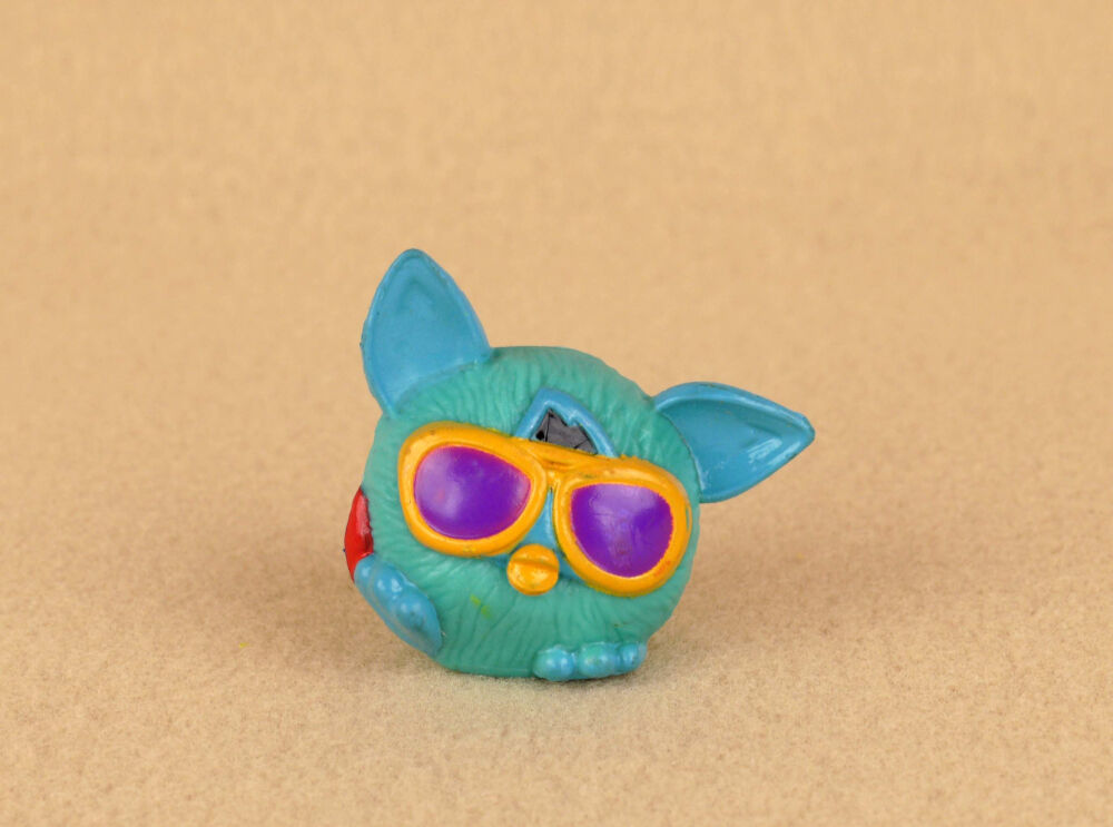 new furby boom surprise eggs limited edition blue