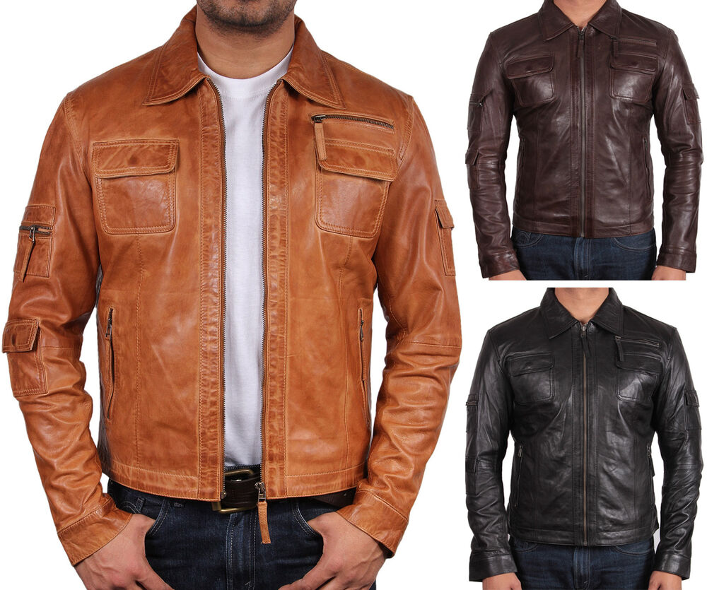 Men's Leather Biker Jackets. Biker jackets are without a doubt the most iconic of all leather jacket styles. Once a symbol of rebellion and non-conformism, the biker jacket has evolved into one of the most popular items of clothing in the 21st century.