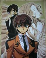 Code Geass Lelouch of the Rebellion Anime Poster #7