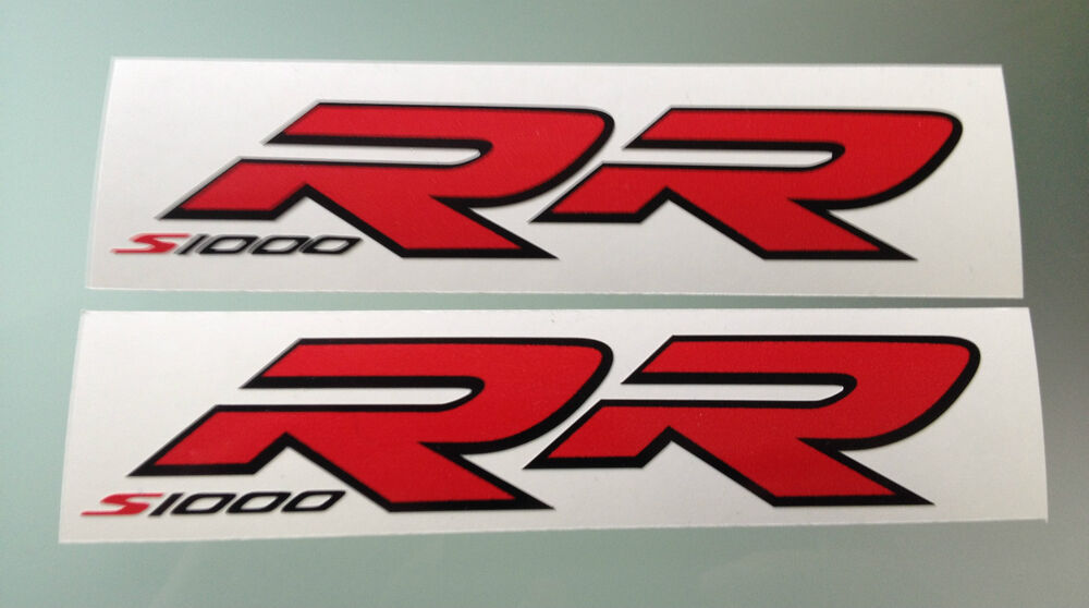 1000 Images About Bmw Logo On Pinterest: New S1000RR Logo Decals / Stickers For BMW S1000RR (Pair