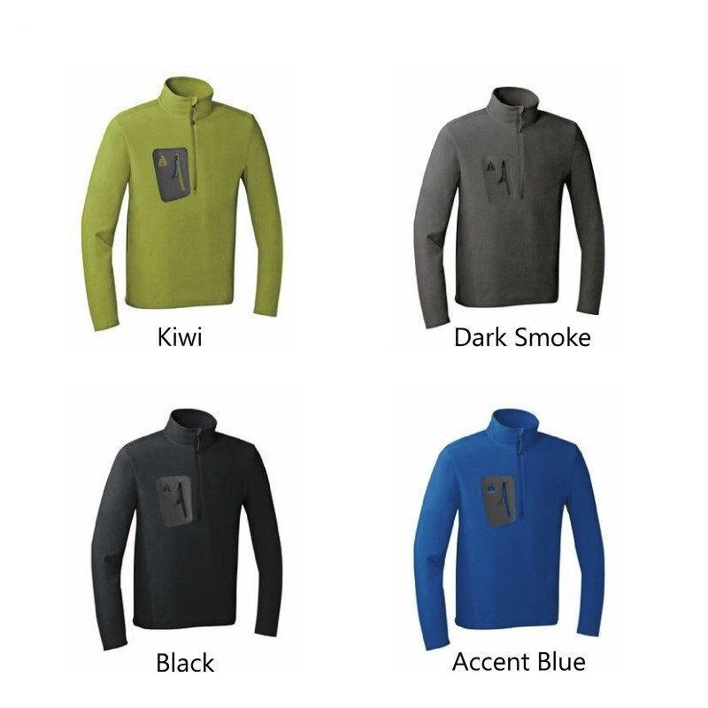 Eddie Bauer® - First Ascent® Cloud Layer Fleece 1/4 Zip Pullover ...