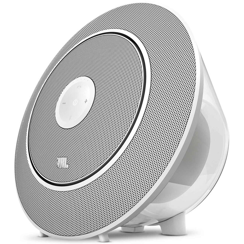 jbl voyager portable wireless bluetooth speaker white. Black Bedroom Furniture Sets. Home Design Ideas