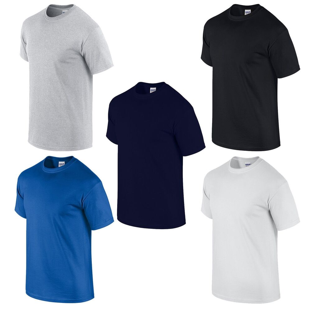 3 pack cotton plus size plain t shirts xl 2xl 3xl 4xl 5xl