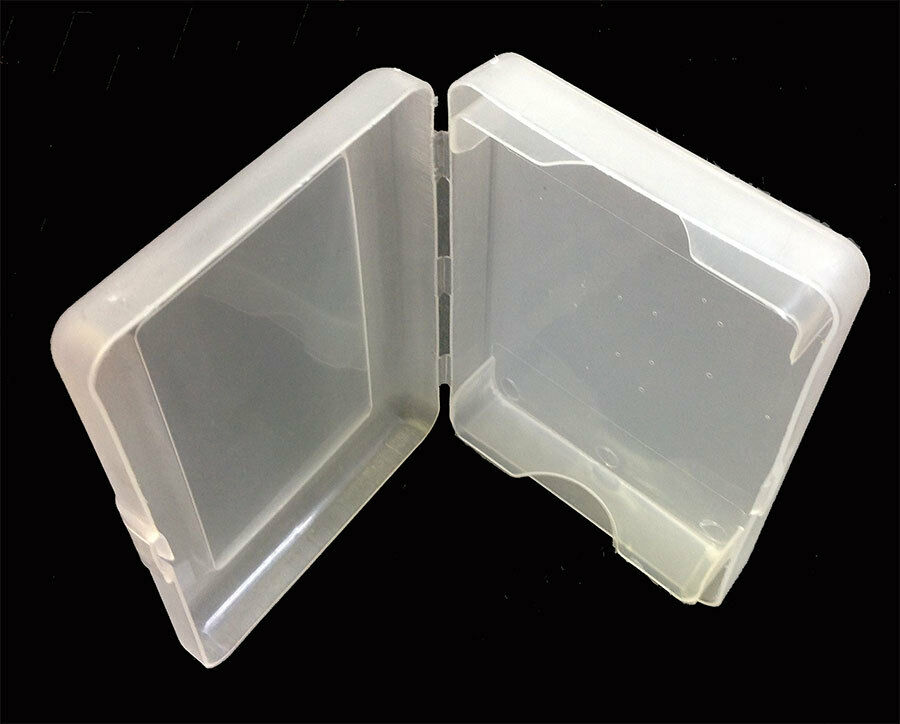 Deck holder case great gift poker size playing cards ebay