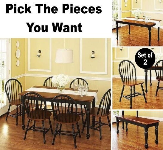 your dining set kitchen room sets dinette bench chair table chairs