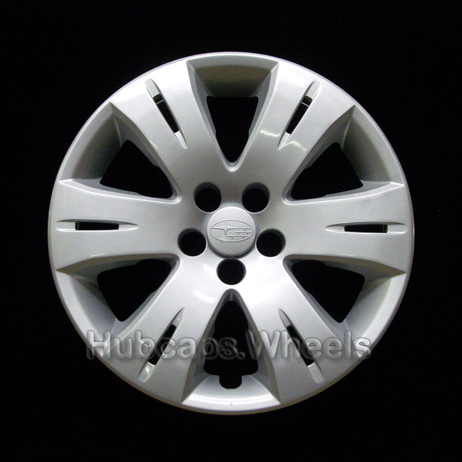 Subaru Forester And Legacy 2008 2013 Hubcap Genuine Oem