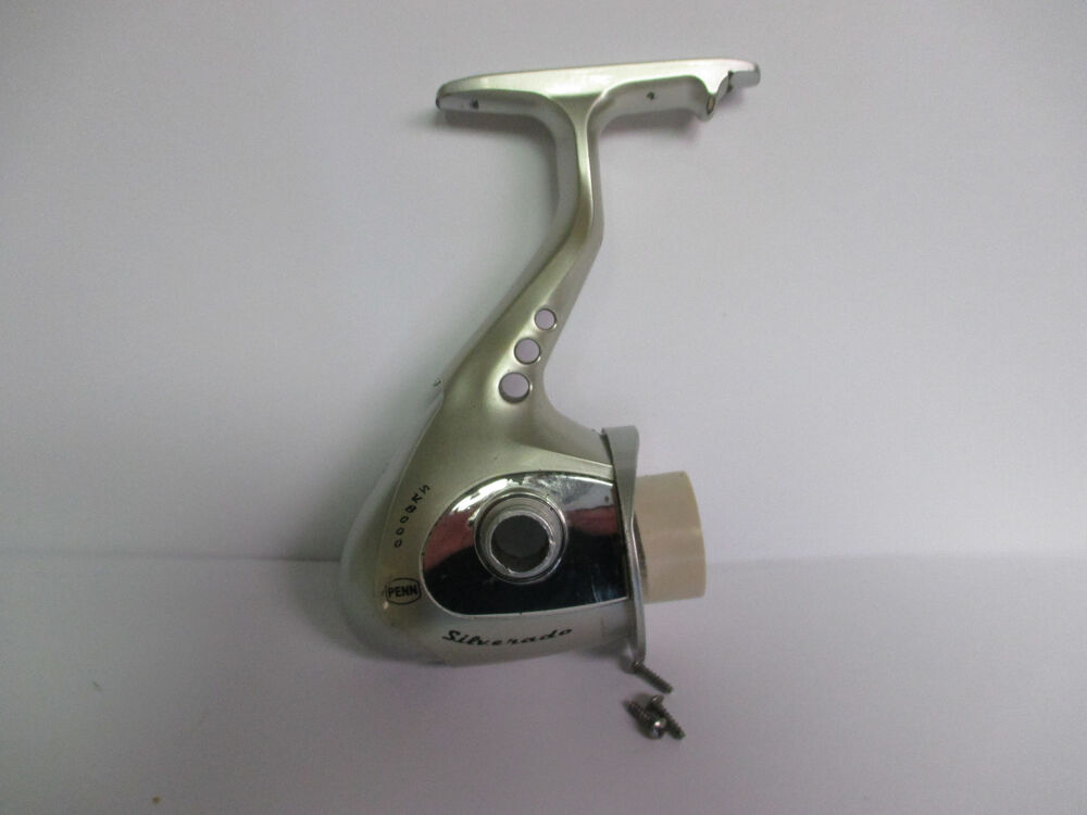 Used penn spinning reel part silverado sv8000 body for Penn fishing reel parts