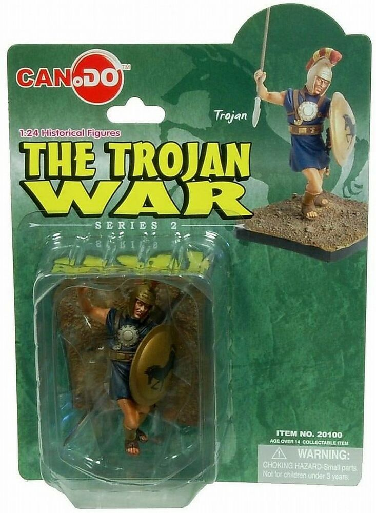 Toys For Troy : Dragon models can do the trojan war scale historical