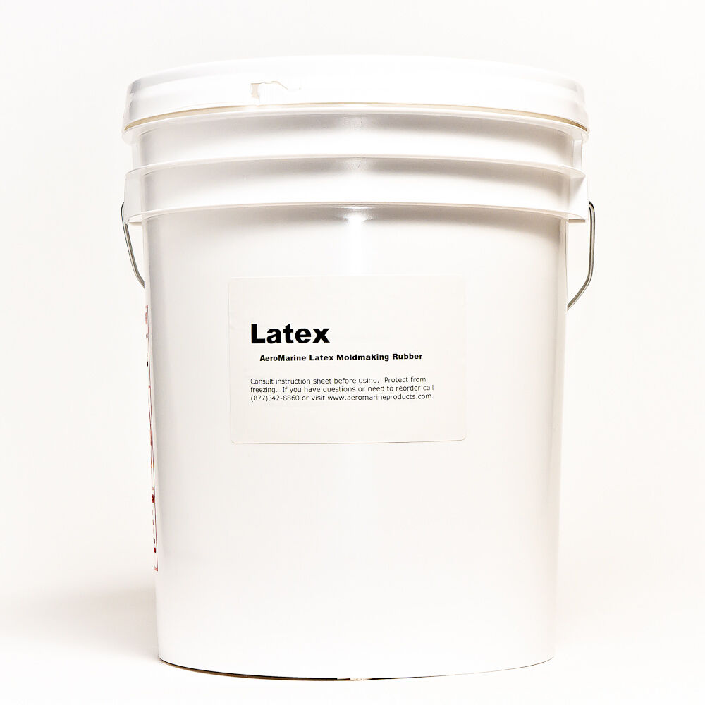 Mold Making Latex Rubber - Aeromarine Products Inc