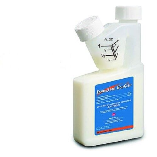 FenvaStar Ecocap  3.5%  1 - 8 oz. Container Bedbugs Fleas Rockwell Labs LGFC008