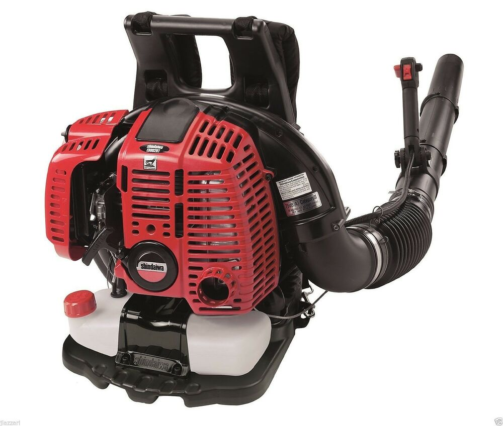 Blower Supercharger For Sale: SHINDAIWA Back Pack Blowers EB802RT 80cc Tube Mount