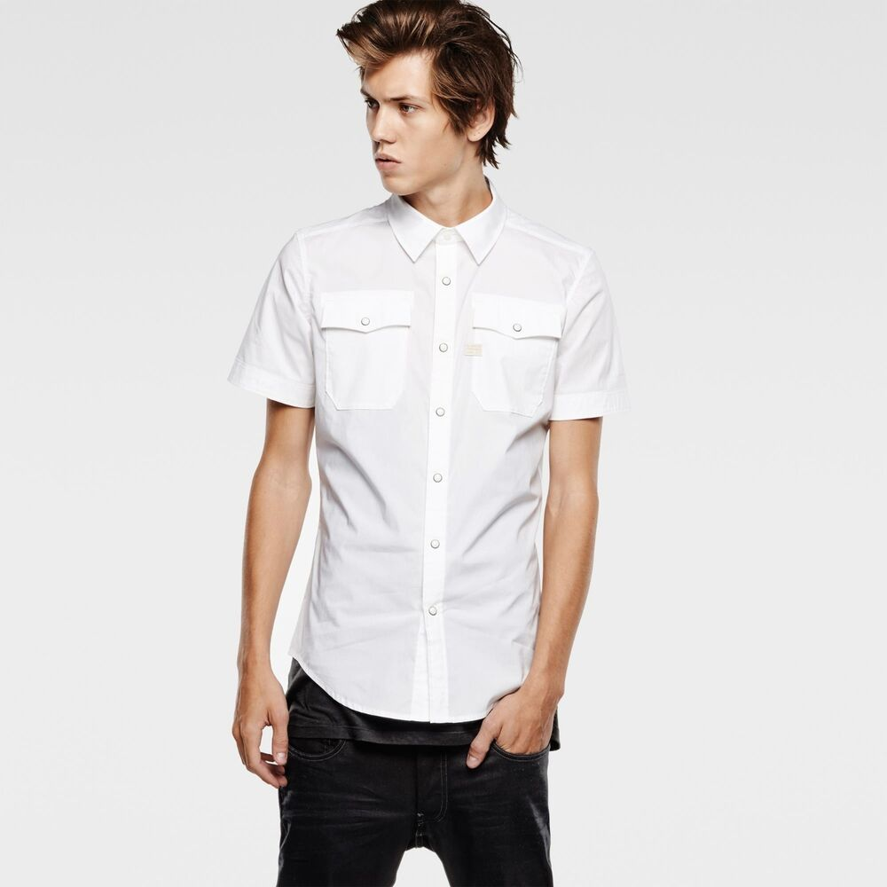 Short sleeve button up fashion 14